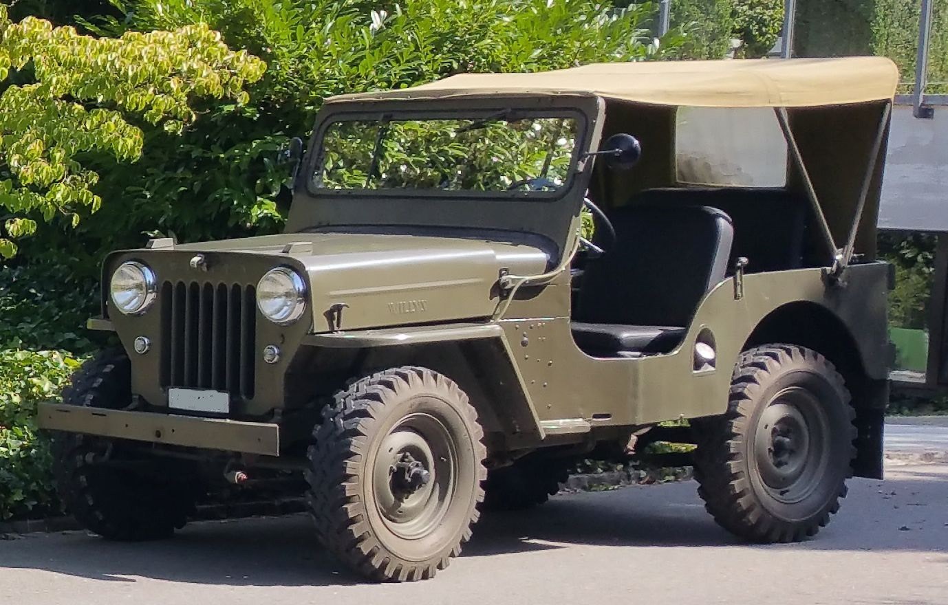 JEEP Willys CJ-3B