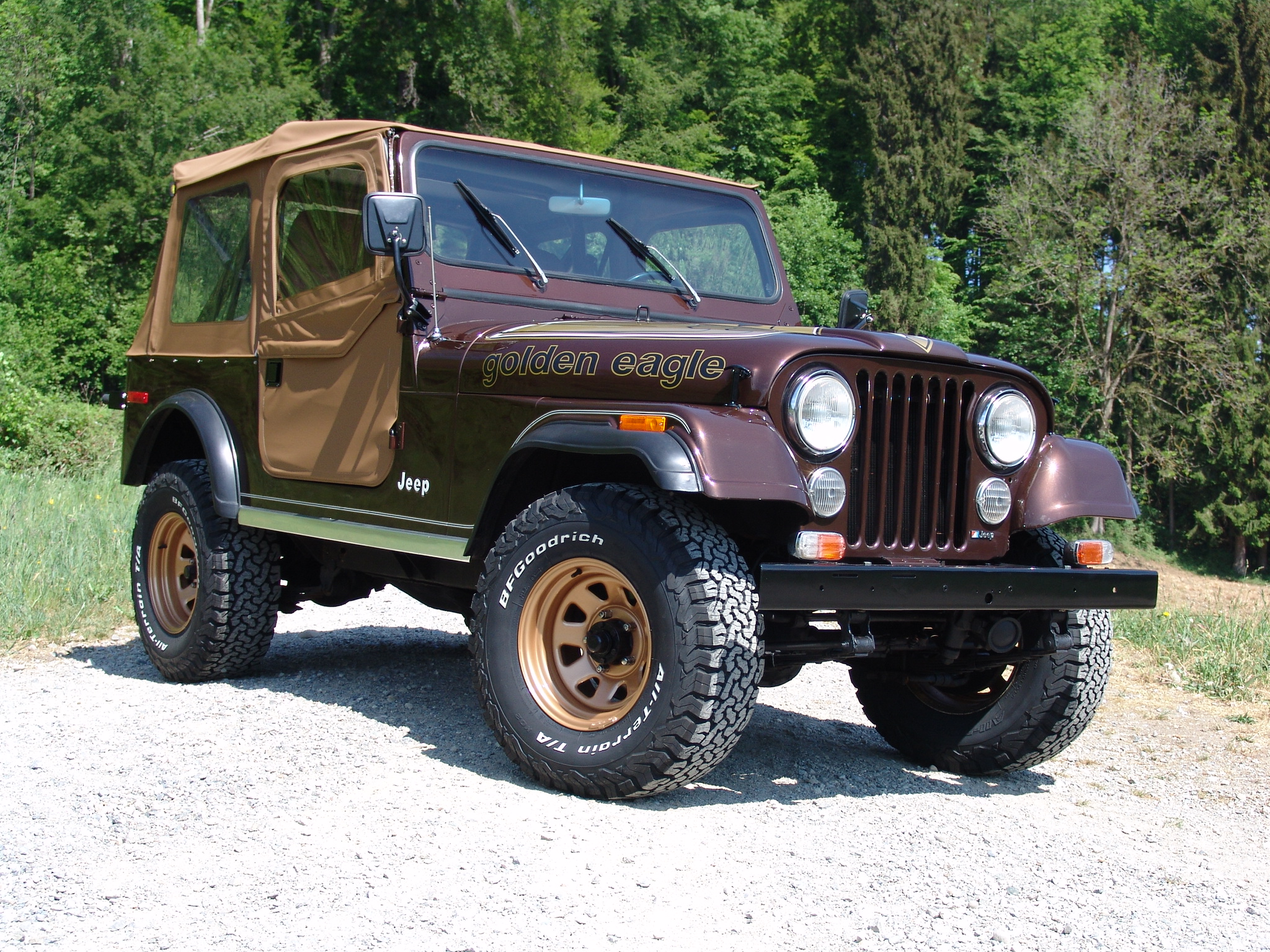 AMC JEEP CJ-7