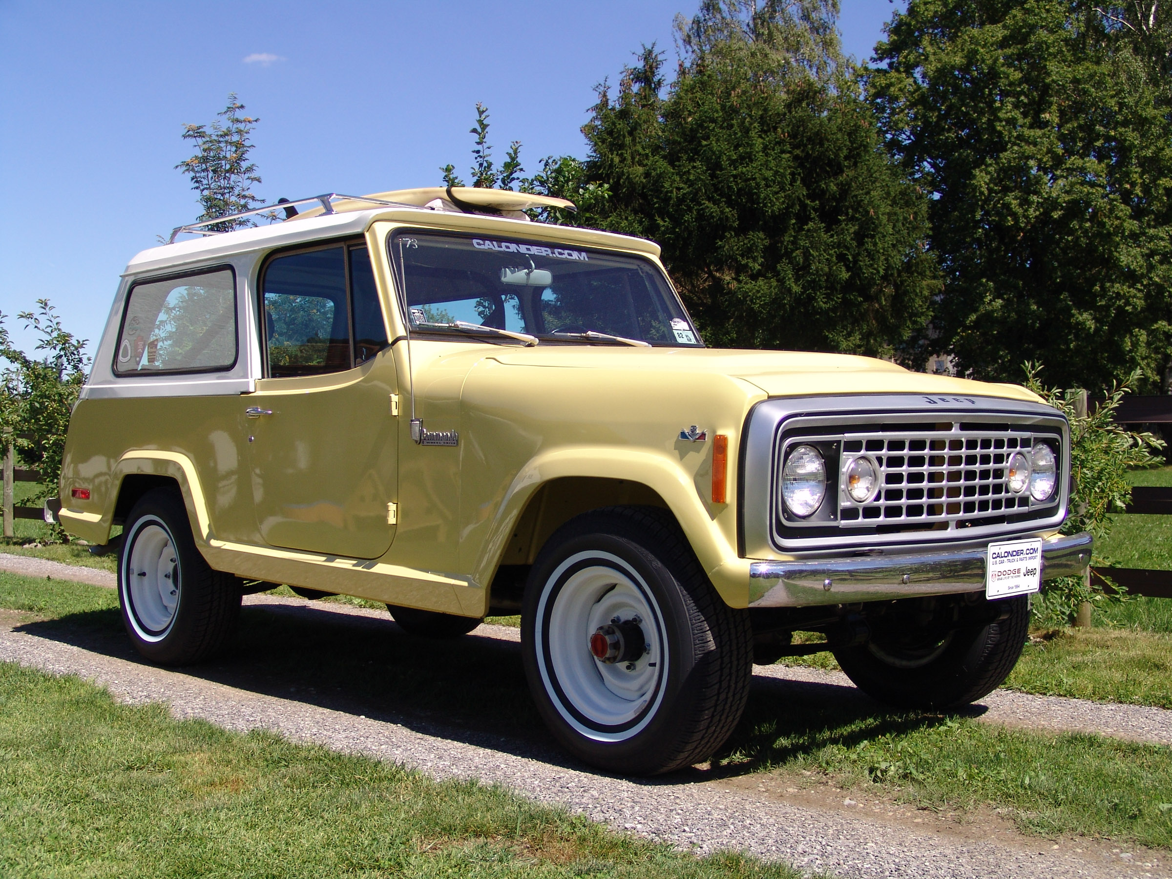 AMC JEEP Commando
