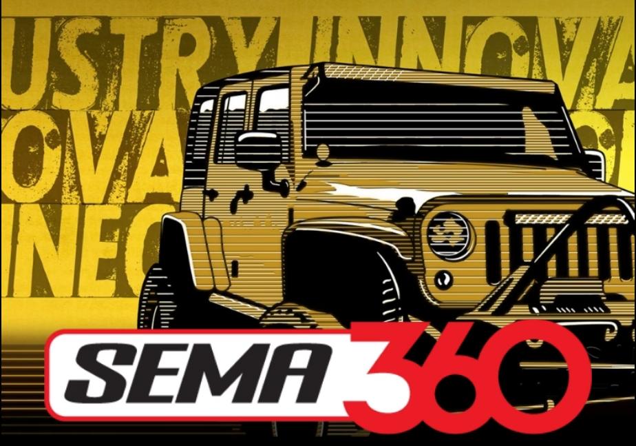 Die SEMA Show im Jahr 2020 - Etwas anders wie gewohnt