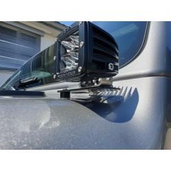 Zusatzscheinwerferhalterung für Windlauf Zroadz
