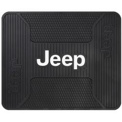"""Gummimatten """"Jeep"""" hinten universal in diversen Farben Plasticolor"""