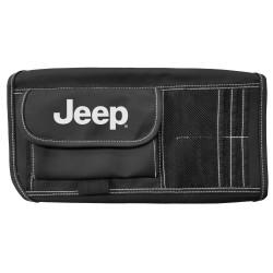 """Sunvisor-Organizer """"Jeep"""" Plasticolor"""