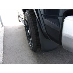 Kotschutzlappen hinten Husky (Fahrzeuge mit Radlaufverbreiterungen)