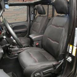 Neopren Sitzbezüge vorne & hinten Smittybilt Wrangler JL 4-Door