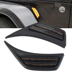 Air Vent LED's Overtread