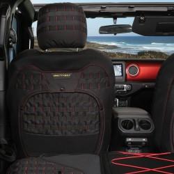 Sitzbezug-Set für Vordersitze mit Molle® System Smittybilt