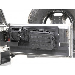 Molle® Tailgate Panel inkl. Taschen Smittybilt