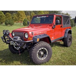 "6"" All-Terrain Fenderflare-Kit Ruggedridge"
