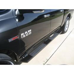 Sidesteps schwarz Mopar Crew-Cab