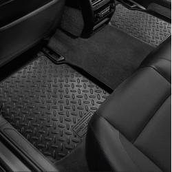 Gummiwannen hinten schwarz Husky Liners Quad-Cab