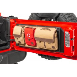 Molle® Tailgate Panel Overland Outfitters