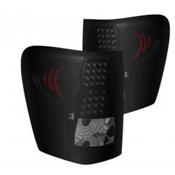 LED Heckleuchten schwarz / smoked Spyder Automotive