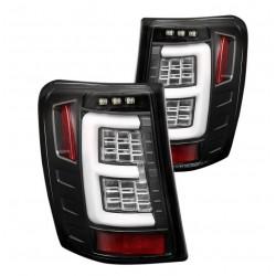 "Vol-LED Heckleuchten schwarz ""Fiber Optic"" Spyder Automotive"