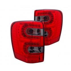LED Heckleuchten rot / smoked CG