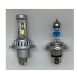 H4 LED Conversion-Kit (+150% Licht) (EU-Wrangler)