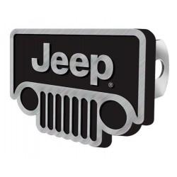 Hitch-Cover mit Jeep-Logo Plasticolor