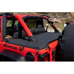 Softtop Tonneau-Cover Rampage Wrangler JL 4-Door
