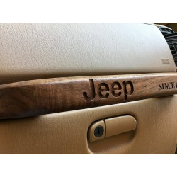 100% Handmade wood Grab-Handle Wrangler TJ