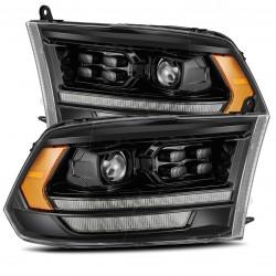 LED-Projektor Scheinwerfer Alpha-Black Alpharex RAM 1500