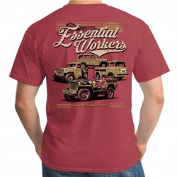 """""""Essential Workers"""" T-Shirt"""