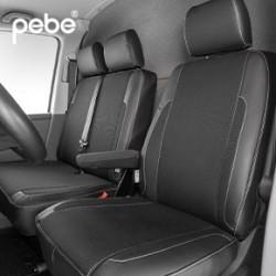 Sitzbezüge vorne RAM 1500 Crew Cab Pebe