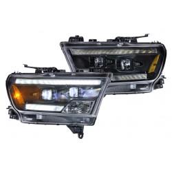 """Scheinwerfer """"Hybrid-LED""""  Morimoto"""