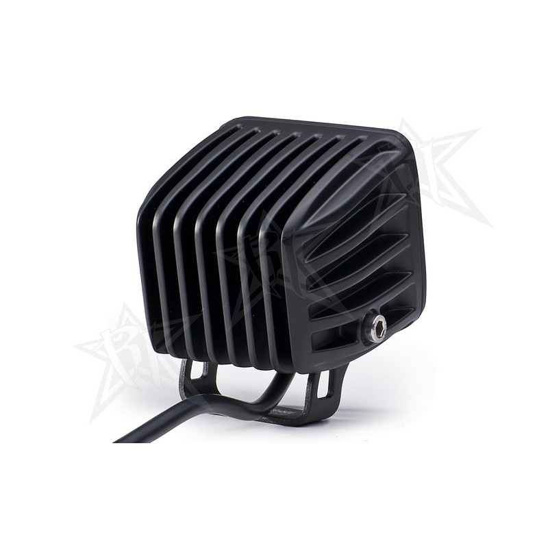 led zusatscheinwerfer mit e pr fzeichen rigid d series. Black Bedroom Furniture Sets. Home Design Ideas