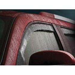 Windabweiser rauchglas für Seitenfenster vorne Weathertech Quad-Cab