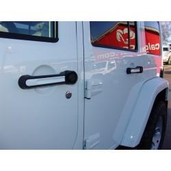 Türgriff Zierblenden mit Jeep-Logo Wrangler 4-Door
