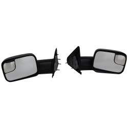 Trailer-Mirrors Upgrade Package (manuell)