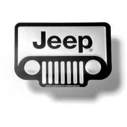 Decal Jeep-Grill