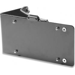 Kennzeichen-Halter mit LED-Beleuchtung Warrior Products
