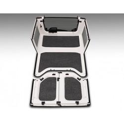 Hardtop Isolation Bedrug Wrangler 4-Door
