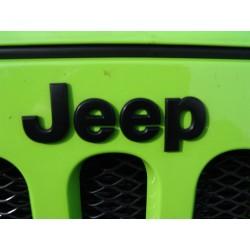 Jeep Emblem schwarz