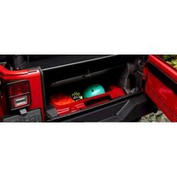 Abschliessbarer Deckel für Kofferraum Staufach