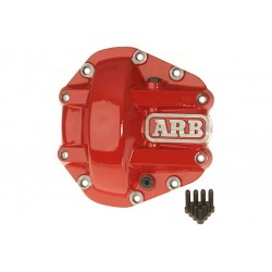Differential-Cover Vorderachse rot ARB