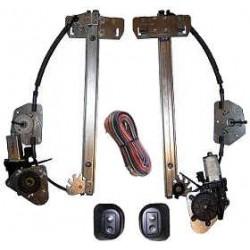 Nachrüst-Kit für elektrische Fensterheber Wrangler 2-Door