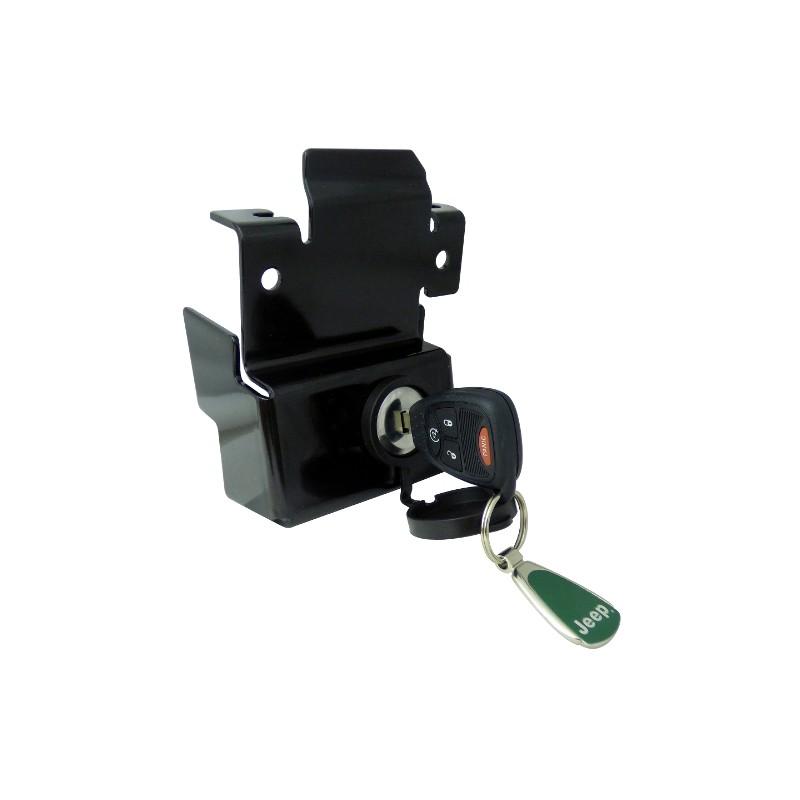 Motorhaubenschloss Bolt-Lock - Keine zusätzliche Schlüssel benötigt ...