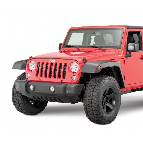 Hightop Fenderflares Mopar Wrangler 2-Door