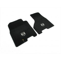 Teppichsatz vorne schwarz Mopar RAM 1500
