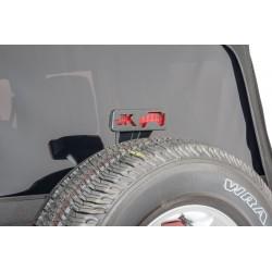 """3rd Brakelight-Cover """"Wrangler JK"""" JeepTweaks"""