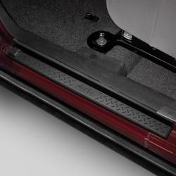 Einstiegsblenden schwarz Mopar Wrangler 2-Door