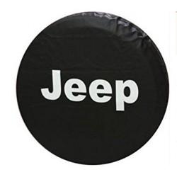 "Reserveradabdeckung Stoff ""Jeep"" Mopar"