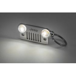 Schlüsselanhänger Jeep mit LED Beleuchtung