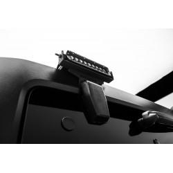 Zusatzscheinwerferhalterung für Heckscheiben-Scharniere Zroadz