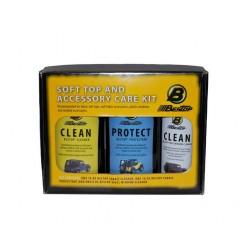 Softtop Cleaner & Protector Pflegeset Bestop
