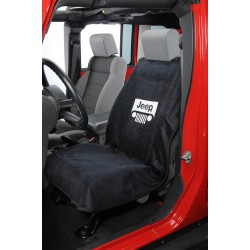 Sitzbezug mit Jeep Logo Insync
