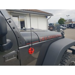 Flexible Kurzantenne JEEP