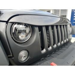 Scheinwerfer-Set Voll-LED inkl. Stand- und Tagfahrlicht